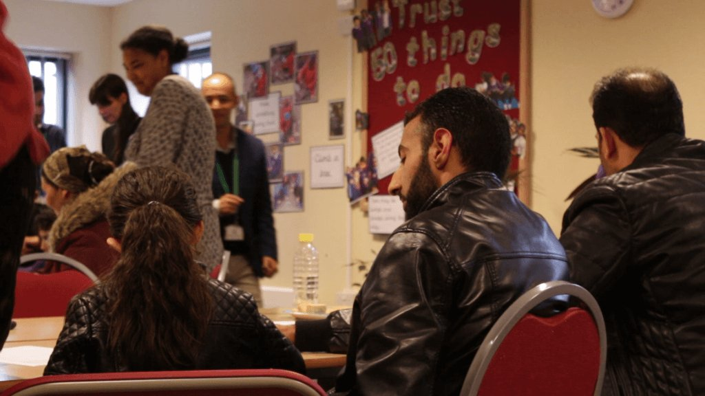 An induction meeting is one way of supporting parents of newly arrived EAL pupils